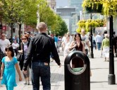 Manchester City Litter Bins