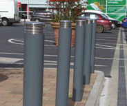 Bollards - Fixed and Removable Bollard Range