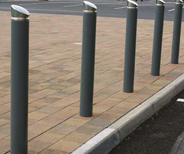 HC2067 Bollards in the UK