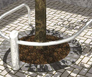 HC2070 Tree Protection Guard
