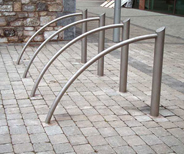 HC2085 Cycle Stands