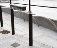 HC2090 Cycle Stands