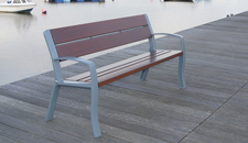 Street Furniture - Seat HC2000S