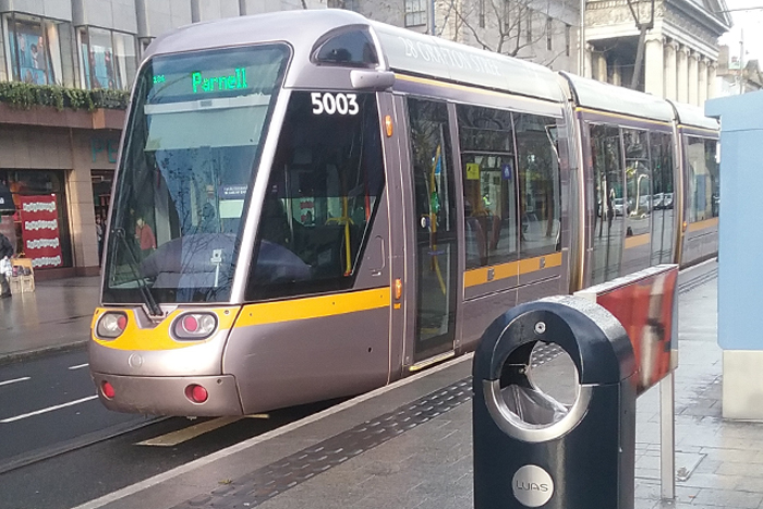 Project News: LUAS Cross City Light Rail, Dublin, Ireland