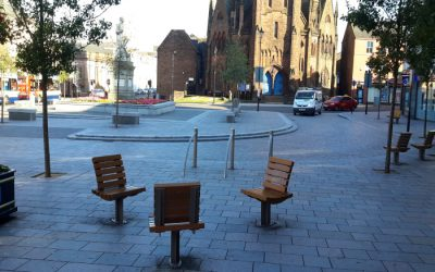 Project News: Burns Square redevelopment, Dumfries, Scotland