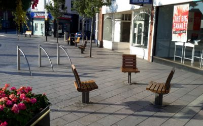 Outdoor Seating options for Social Distancing